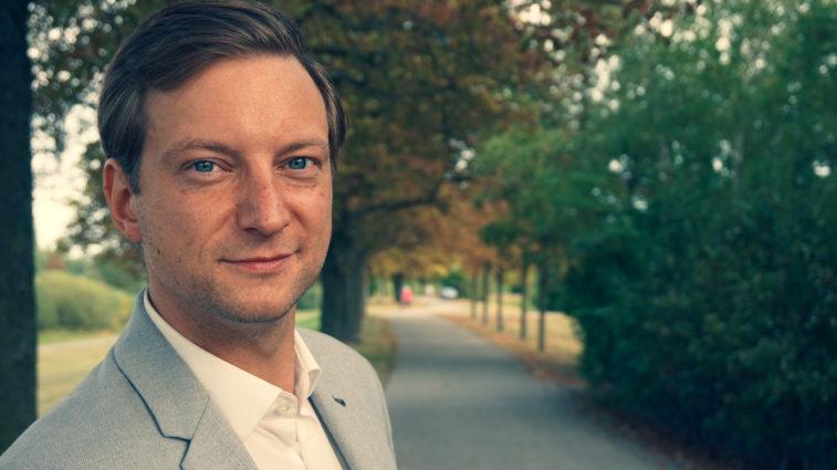 Jeff Staudacher: Lausitzer will Freie Demokraten in den Landtag führen
