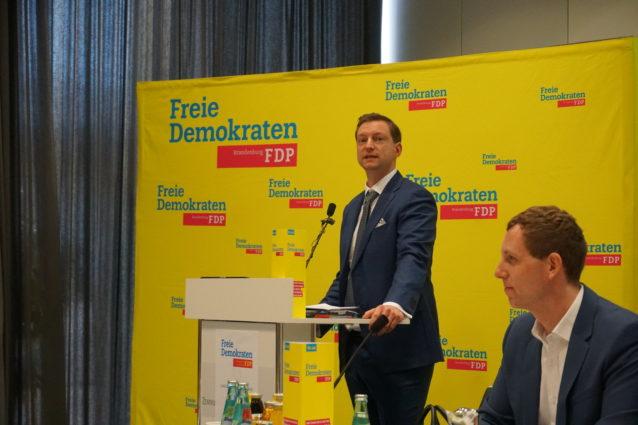 Jeff Staudacher: Lausitzer auf Platz 5 der Landesliste der FDP gewählt
