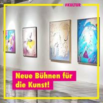Jeff Staudacher: Neue Bühnen für die Kunst